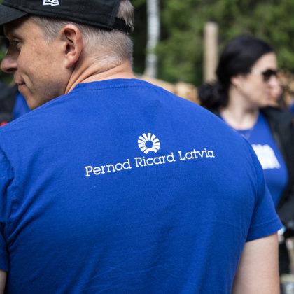 """Pernod Ricard Latvia"" Līgatnes dabas takās 07.06.2018."
